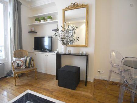 Cosy 1-bedroom flat near Trocadéro metro station