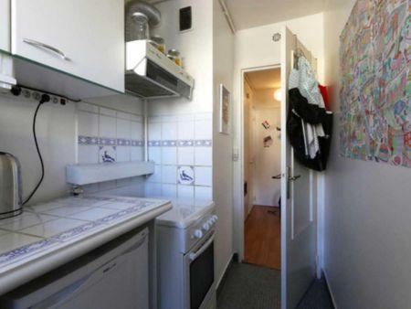 1-bedroom apartment in the Centre of Paris