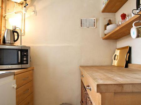 1-bedroom apartment in Montparnasse neighbourhood