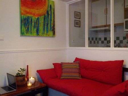 Lovely 1-bedroom flat next to Sèvres - Lecourbe metro station
