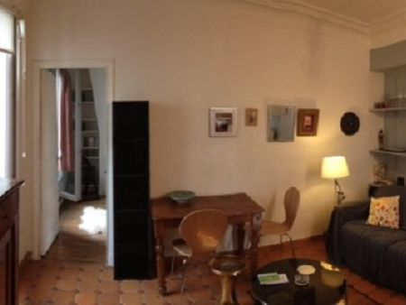 Cool double bedroom close to the Château Rouge metro station