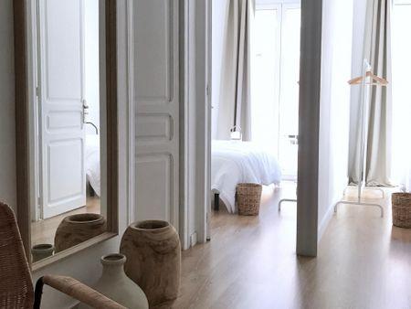 Double bedroom in a 4-bedroom apartment in L'Hospitalet de Llobregat