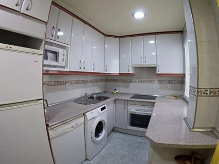 Nice 3-bedroom apartment nearby Spain Business School