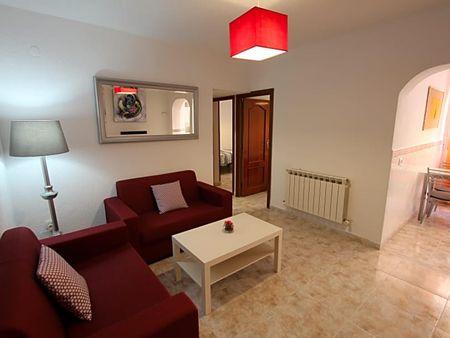 Comfortable 3-bedroom apartment near Carlos III University
