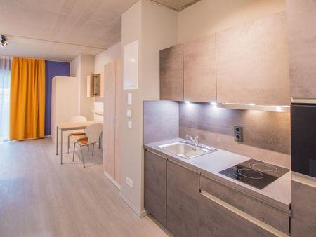 Spacious 1-bedroom flat in Pankow