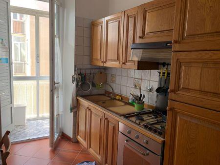 Double bedroom in a 2-bedroom apartment near Giardini della Clessidra