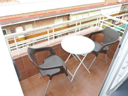 Fabulous single bedroom around Polytechnic University of Madrid