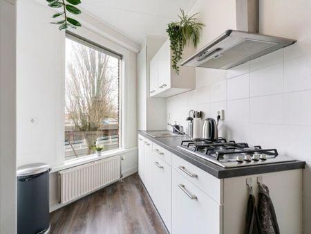 Bright bedroom in a nice apartment near Feijenoord Stadium