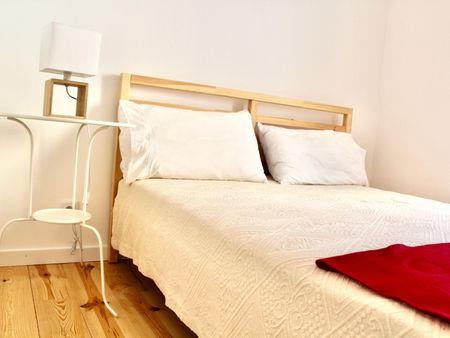 Un piso de 1 habitación