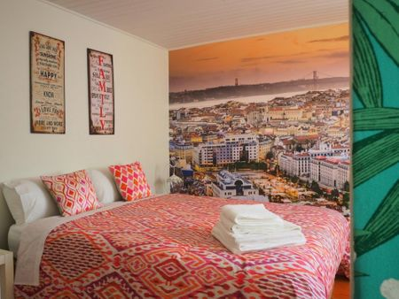 2-Bedroom apartment near ISEG - Instituto Superior de Economia e Gestão da Universidade de Lisboa