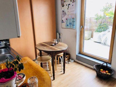 Nice single bedroom close to Boucicaut metro station