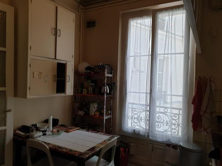 Private single bedroom nearby Daumesnil metro station