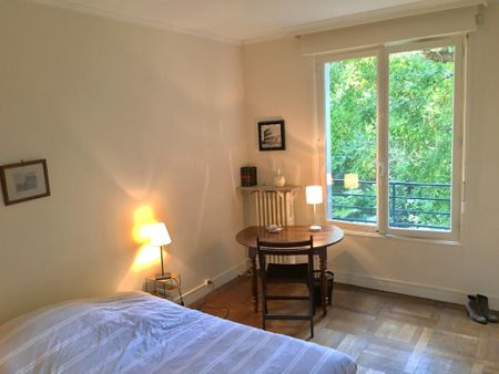 Nice single bedroom nearby Eiffel Tower