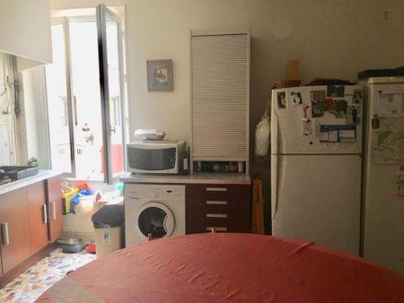 Nice single bedroom nearby Solférino metro station