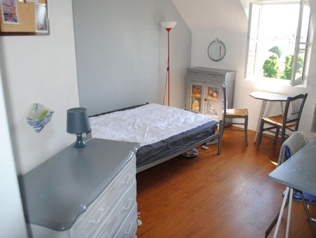 Bright double bedroom in 7e - Tour Eiffel - Invalides