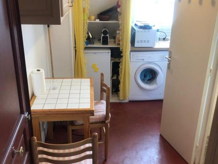 Comfy 1-bedroom flat in the 17e arrondissement
