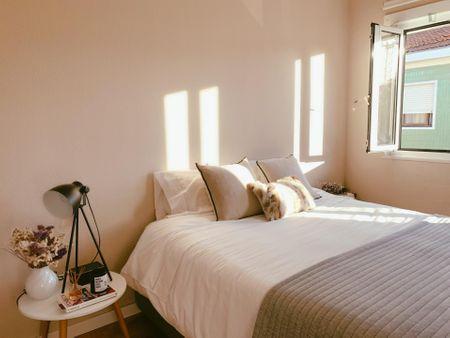 Nice 2-bedroom apartment around Via Rápida - Viso metro station