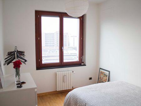 3-Bedroom apartment near Porto di Mare metro station