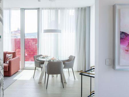 1-Bedroom apartment near Jardim do Campo Pequeno