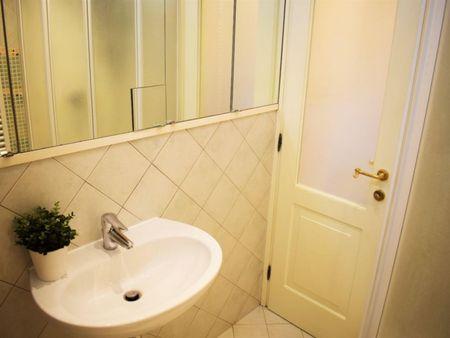 Chic double bedroom in a 4-bedroom apartment near Firenze Porta al Prato train station