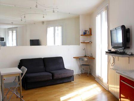 Nice 1-bedroom apartment near Universite Paris III Sorbonne Nouvelle