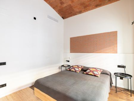 Modern 1-bedroom apartment near IED Barcelona