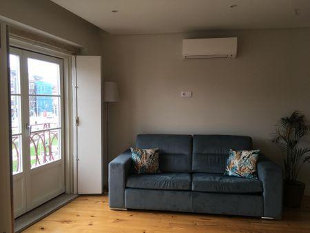 Apartamento com 1 quarto, com área exterior