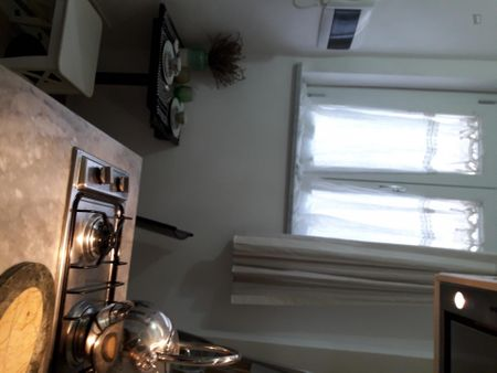 Neat 1-bedroom flat close to Trastevere