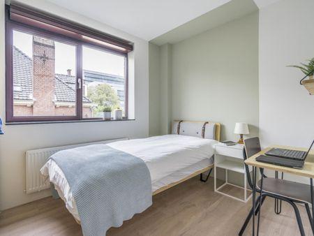 Quiet single bedroom in The Hague
