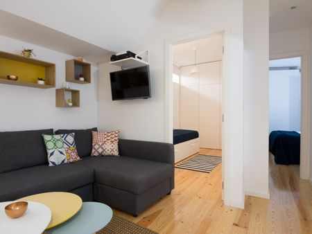 2-Bedroom apartment near Martim Moniz