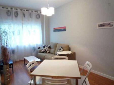 Nice 2-bedroom apartment near Plaça del Centre metro station
