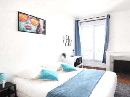 Nice double bedroom near Centre de Bordeaux