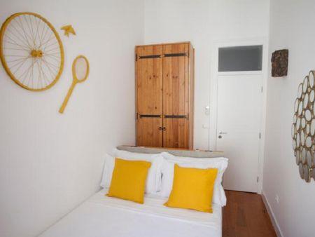 2-Bedroom apartment near Arco da Rua Augusta