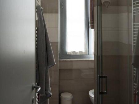 Bright double bedroom in a 3-bedroom apartment near Giardino Vincenzo Muccioli