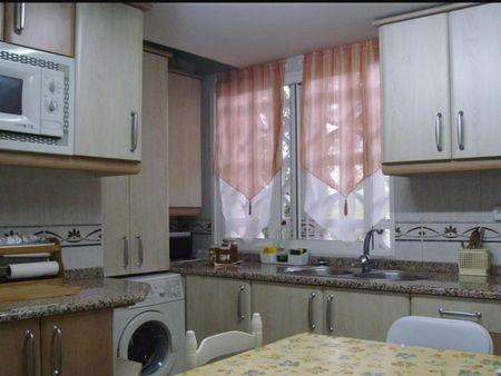 Single bedroom in a 3-bedroom apartment near Campamento metro station