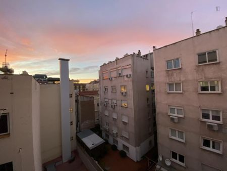 Charming 2-bedroom apartment near Serrano metro station