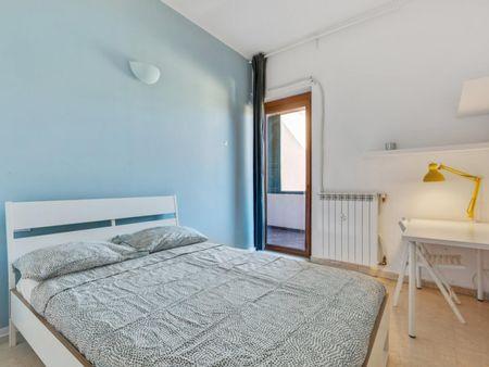 Charming double bedroom near Crocetta metro station