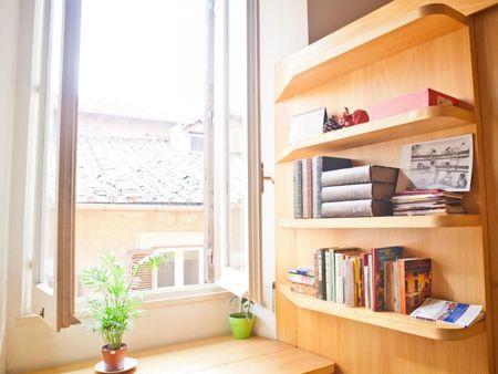 1-Bedroom apartment between Campo de Fiori and Piazza Argentina