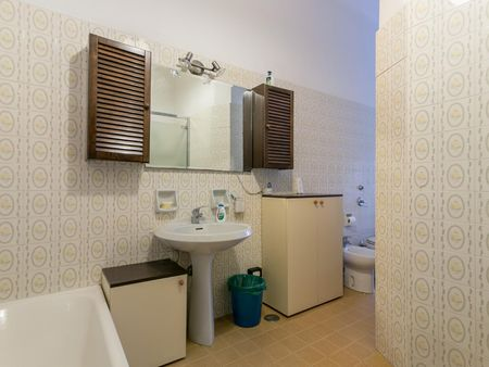 Charming single bedroom close to Sondrio metro station