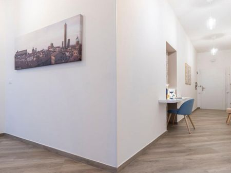 Lovely 1-bedroom apartment near Parco Velodromo