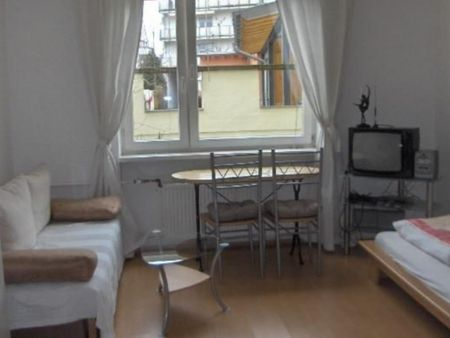 Wonderful 1-bedroom apartment in Munich right next to Olympiapark