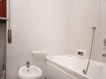 Cool double bedroom in a 3-bedroom apartment near IULM