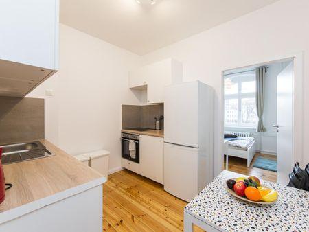Cozy single bedroom in a 4-bedroom apartment near Fritz-Schloß Park