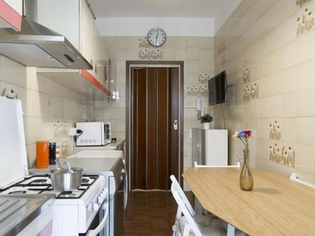 Lovely twin bedroom in a 3-bedroom apartment near Giardino Vincenzo Muccioli