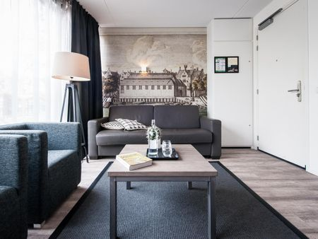 Comfy 2-bedroom apartment, in a residence near Westerpark