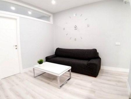 Amazing single bedroom near Moncloa metro station
