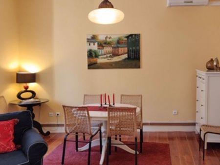 quiet apartment in the middle of Bairro Alto