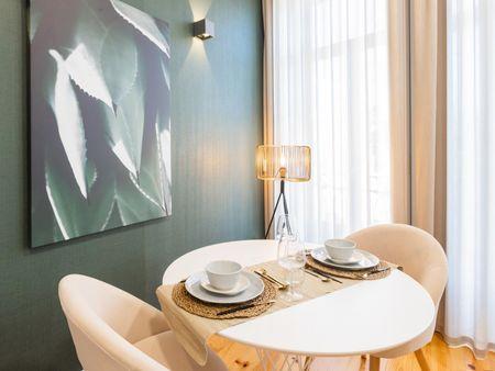 Alluring 1-bedroom apartment near Marquês metro station