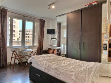 Charming Studio in Boulogne Billancourt