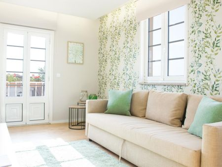 1-Bedroom apartment near Arco da Porta Nova